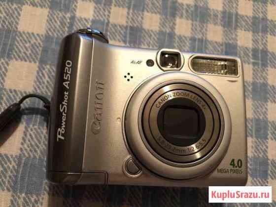 Фотоаппарат Canon A520 Островцы