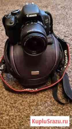 Canon eos 600d kit 18-55mm Черноголовка