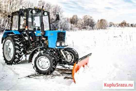 Аренда трактора Беларус Видное