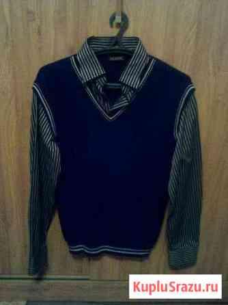 Джемпер-рубашка Батайск