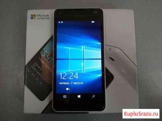 Microsoft Lumia 550 LTE - Карла Маркса 44 Моби-Тел Каменск-Шахтинский