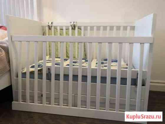 Кроватка IKEA Stuva Пушкин