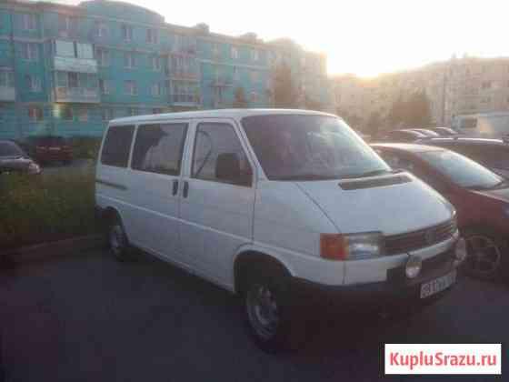 Микроавтобус с водителем в аренду Пушкин