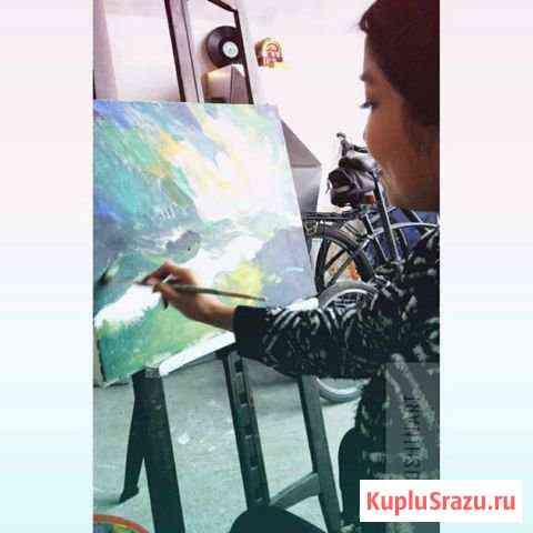 Занятия по живописи и рисунку Санкт-Петербург