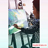 Занятия по живописи и рисунку