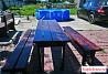 Продам деревянный стол и лавки