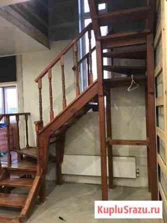 Лестница Красный Бор