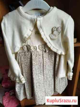 Платье на девочку Большая Ижора