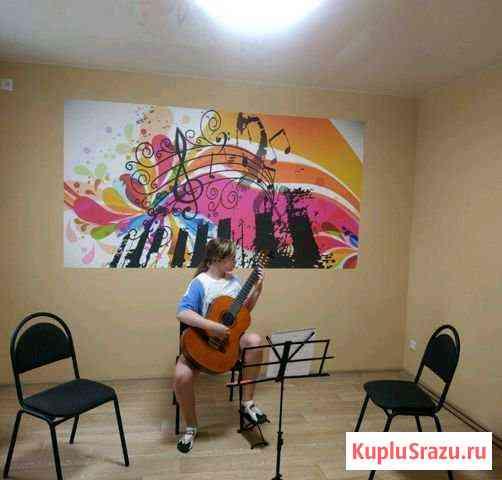 Обучение игре на гитаре и укулеле Ростов-на-Дону
