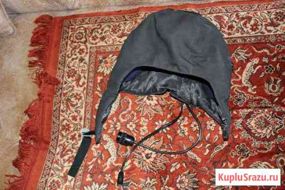 Шлем лётчика с ларингофоном Челябинск