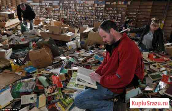 Вывоз книг (услуги транспорта) Нижний Новгород