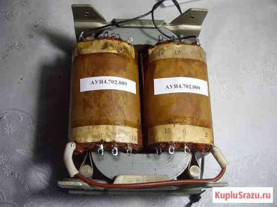 Трансформатор от магнитофона Илеть -110 Челябинск