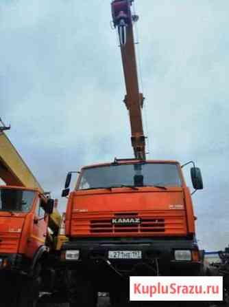 Автокран Галичанин кс-55713-25т. 6х6 2009г.в Москва