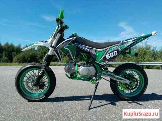 Питбайк Bse green special edition Яхрома