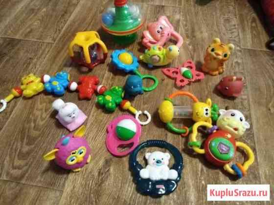 Игрушки для малыша Ликино-Дулево