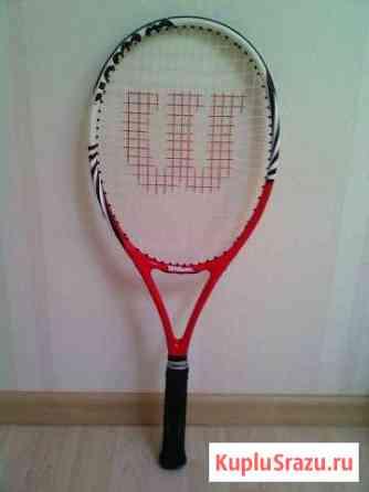 Ракетка Wilson для большого тенниса Сочи