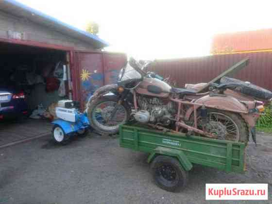 Мотоцикл Урал Луховицы