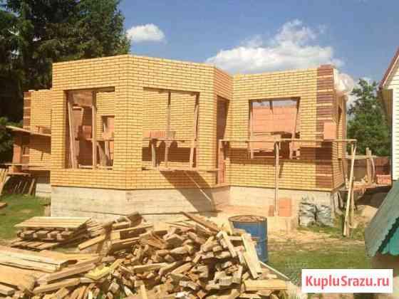 Строительство домов и многое другое Луховицы
