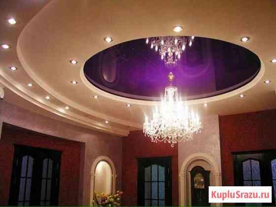 Натяжной потолок.L-501, art-11303 luxure Анапа