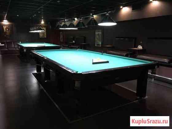 Бильярдный стол 12 футов Руптур для русского бил Москва