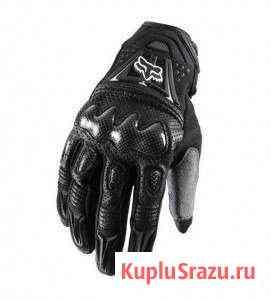 Fox Racing мотоперчатки комбинированные Москва
