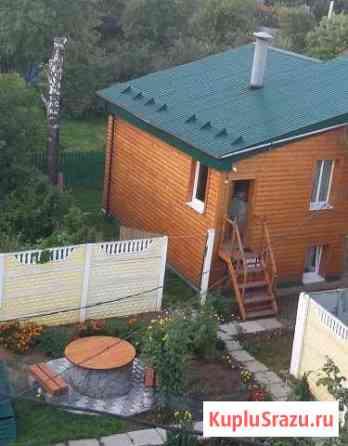 Дом 46 кв.м. на участке 1 сот. Правдинский