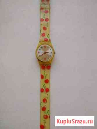 Часы Swatch оригинал Швейцария Железнодорожный