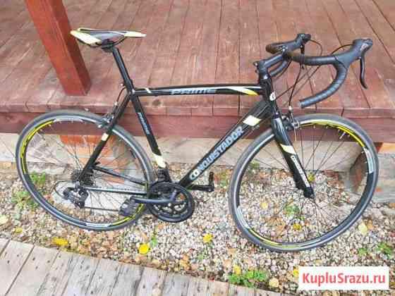 Шоссейный велосипед Домодедово