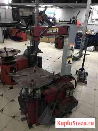Шиномонтажное оборудование Икша