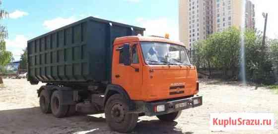 Вывоз мусора.Пухто 27м3 20м3 без выходных круглосу Санкт-Петербург