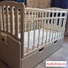 Детская кроватка Daka baby Укачай-ка 03