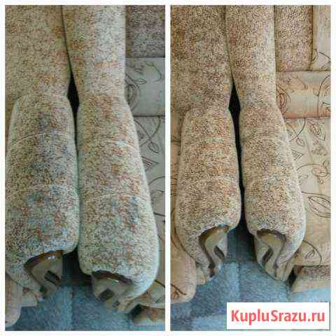 Профессиональная химчистка ковров и мягкой мебели Нижнекамск