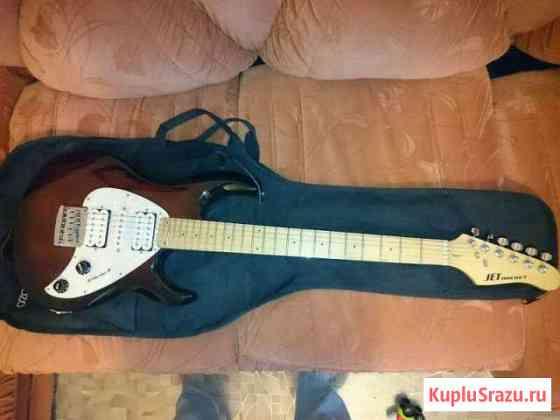 Гитара электрическая Троицк