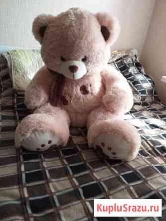 Плюшевый медведь Видное
