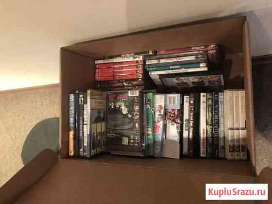 Коллекция DVD дисков 300 шт Видное