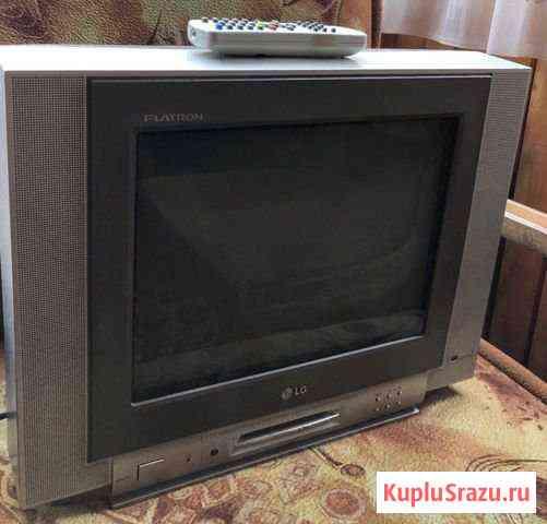 Телевизор LG. Антена в подарок Лесной Городок