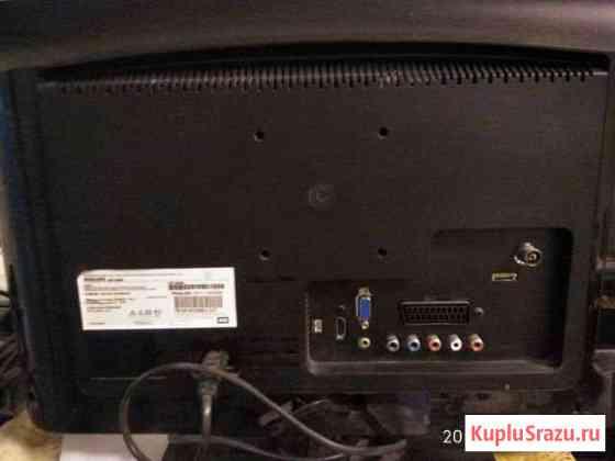 Телевизор philips 19PFL3405/60 Икша