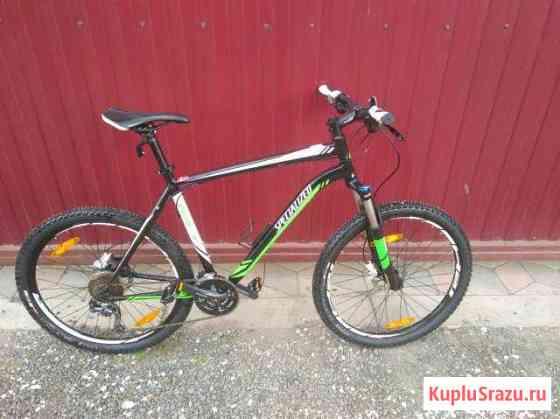 Велосипед specialized Биокомбината