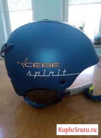Шлем горнолыжника (новый) Дмитров