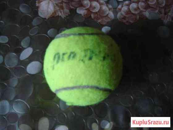 Теннисный мяч Москва