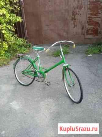 Велосипед Пермь складной Икша