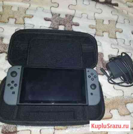 Nintendo switch gray Дубна