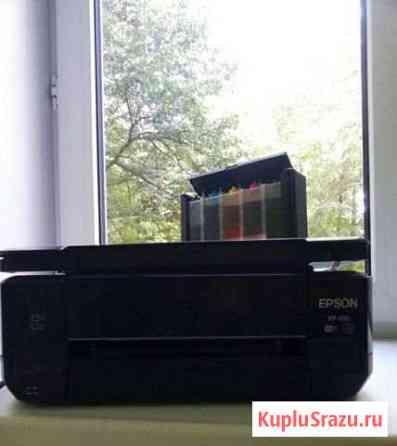 Принтер epson-XP610 Барвиха