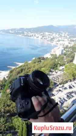 Canon 7D Mark ll Сочи