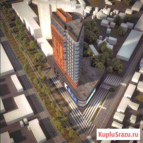 Проект Бизнесс Центра 25 000м2 Краснодар