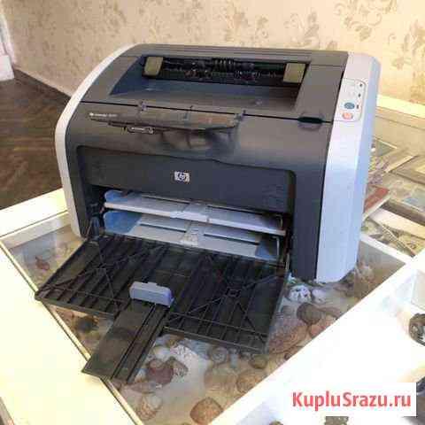 Принтер hp laserJet 1010 Пушкин