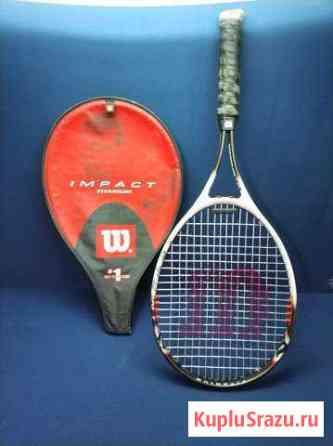 Ракетка для большого тенниса Wilson Titanium Москва