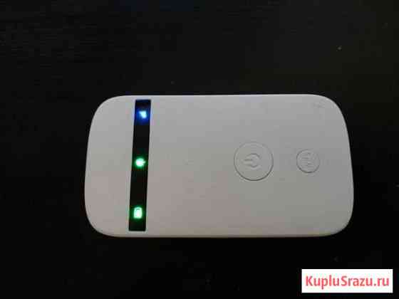 G LTE Wi-Fi роутер для любого оператора Москва