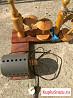 Электро прялка и ножная швейная машина тумбочка Ча