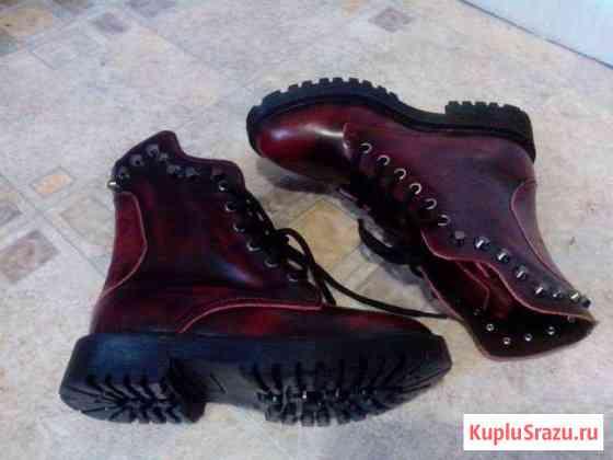 Продаются стильные ботинки Мостовской